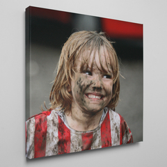 High quality canvas, made in specialist facilities